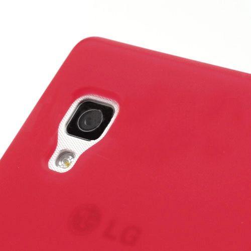 LG Optimus L5 II (red) tok