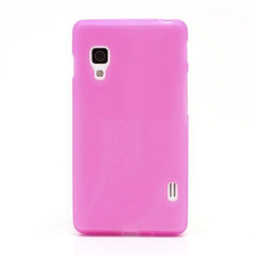 Ovitek TPU (roza) za LG Optimus L5 II