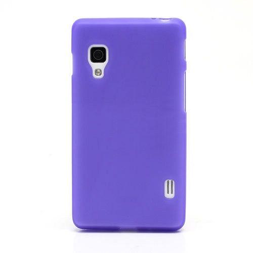 Ovitek TPU (vijoličen) za LG Optimus L5 II