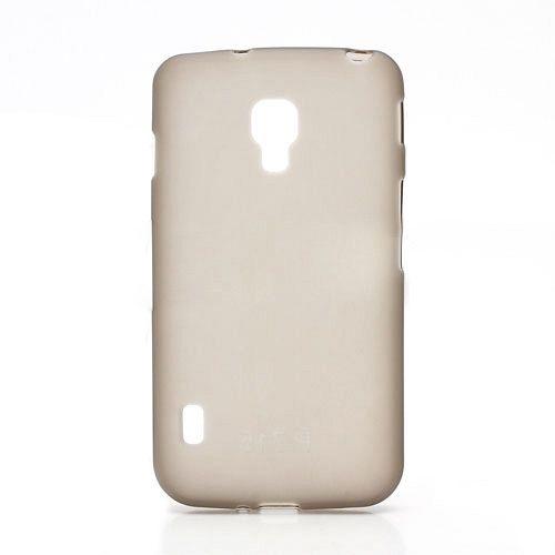 Ovitek TPU (prozoren) za LG Optimus L7 II Dual