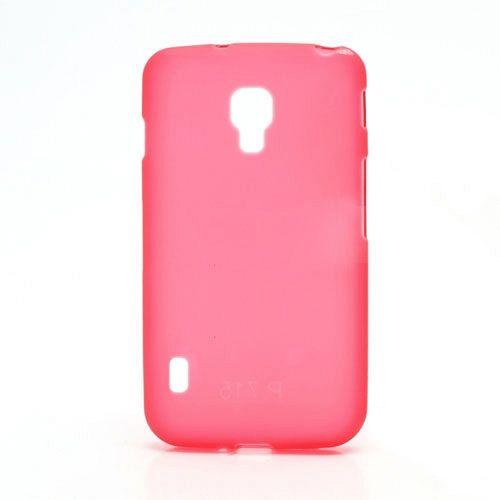 Maska TPU (ružičasta) za LG Optimus L7 2 Dual