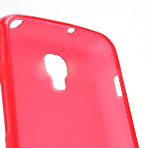 Ovitek TPU (pink) za LG Optimus L7 II Dual