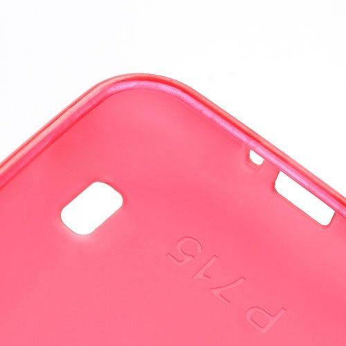 Ovitek TPU (roza) za LG Optimus L7 II Dual