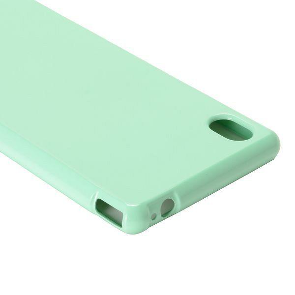 Ovitek Goospery (zelen) za Sony Xperia M4 Aqua