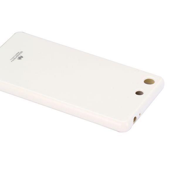 Ovitek Goospery (bel) Sony Xperia M5