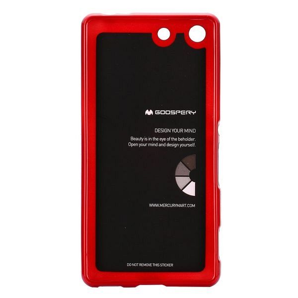 Ovitek Goospery (rdeč) Sony Xperia M5