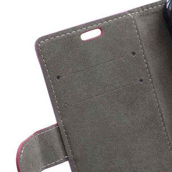 Preklopni ovitek (bel) za Sony Xperia M5
