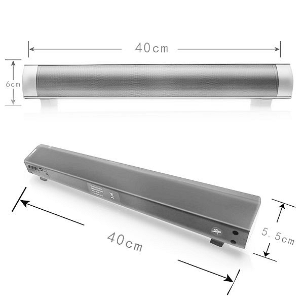 Bluetooth zvočnik Soundbar Elegance Z3
