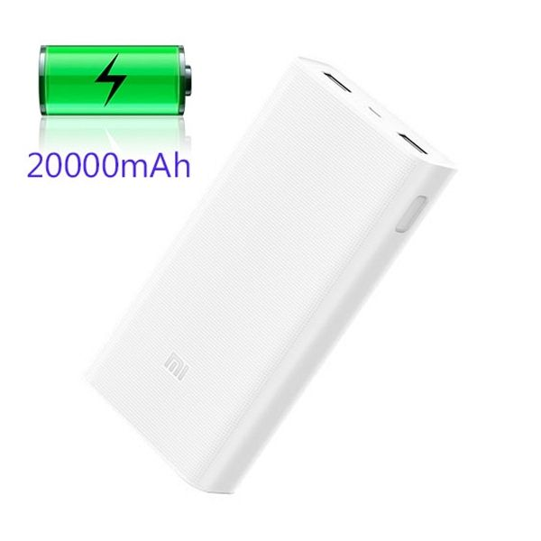 Xiaomi Power Bank High Quality 20000mAh
