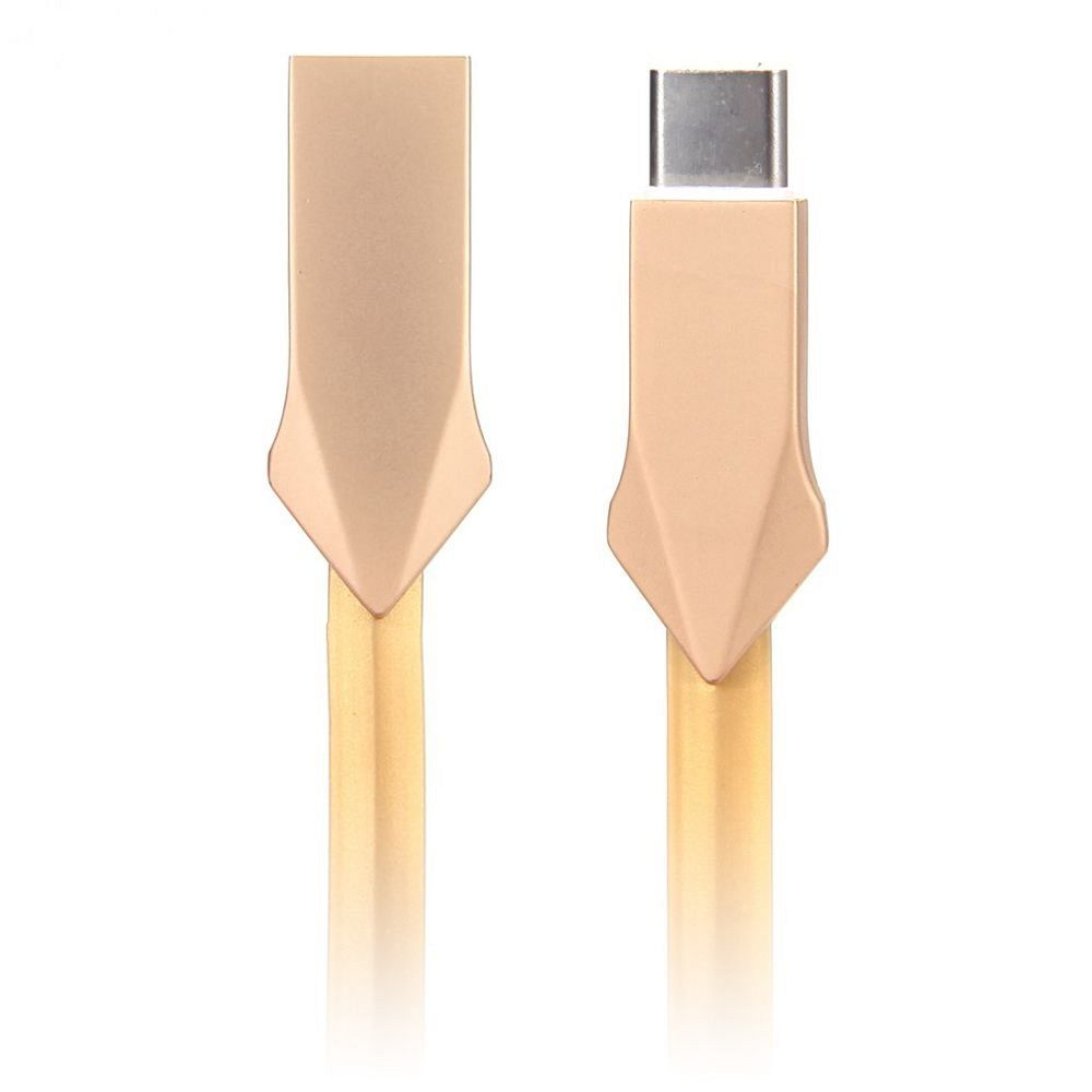 Kabel C-Type Gold