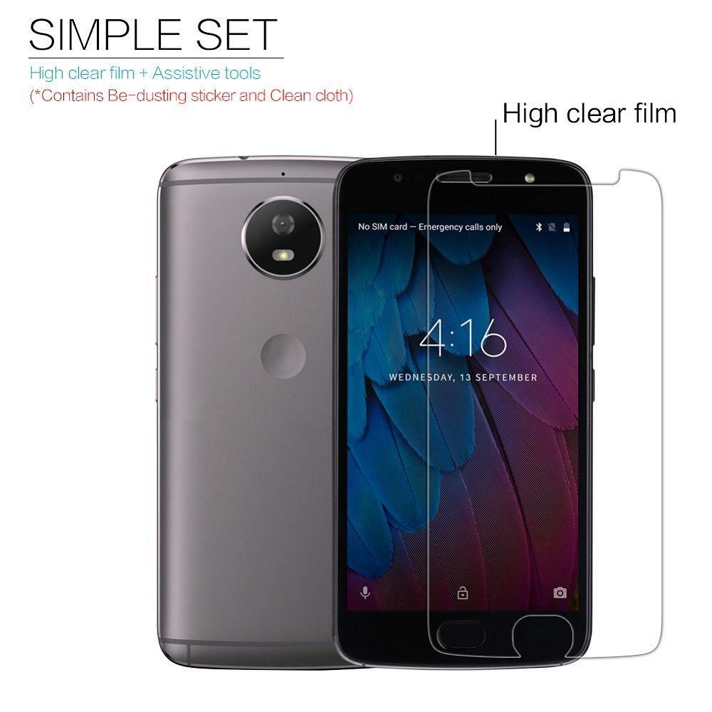 Zaščitna folija za Motorola Moto G5S