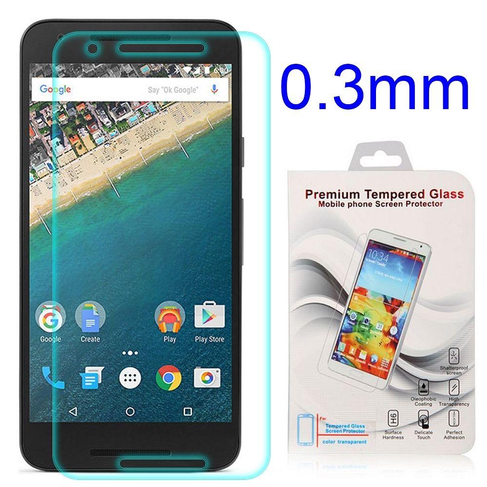 Kaljeno zaščitno steklo za LG Nexus 5X