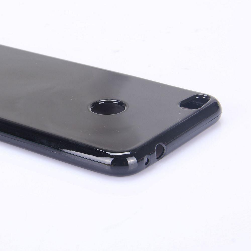 Ovitek TPU Goospery (črn) za Huawei P8 Lite (2017) / Honor 8 Lite