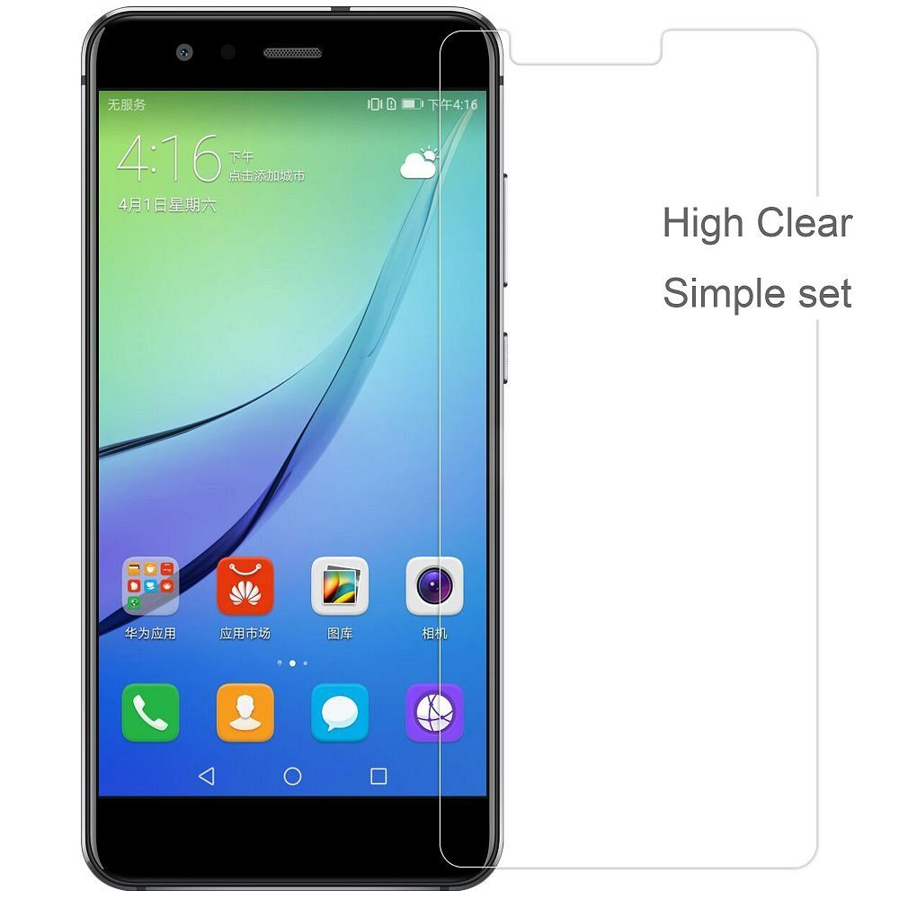 Temperirano zaštitno staklo za Huawei P8 Lite (2017) / Honor 8 Lite