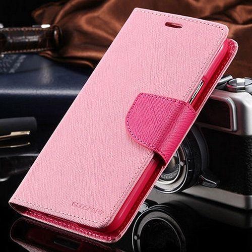 Samsung Galaxy S5 Goospery (Pink) Flip-Tok