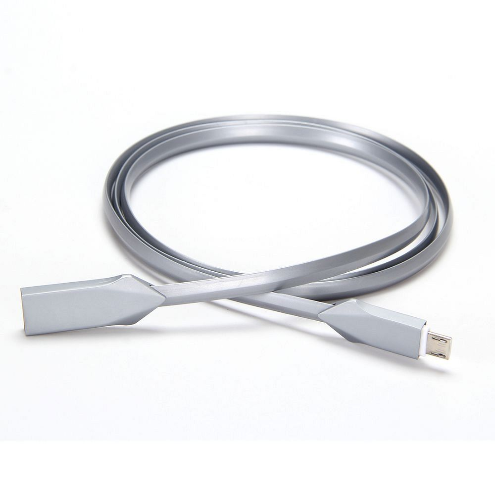 Kabel Micro USB Silver
