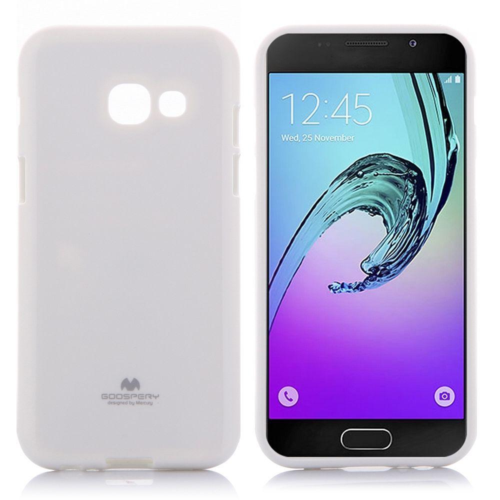 Ovitek TPU Goospery (White) za Samsung Galaxy A3 2017