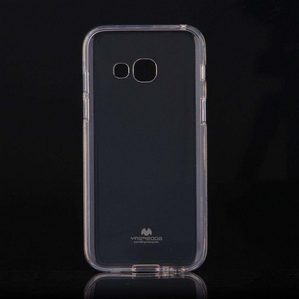 Ovitek TPU Goospery (Transparent) za Samsung Galaxy A3 2017