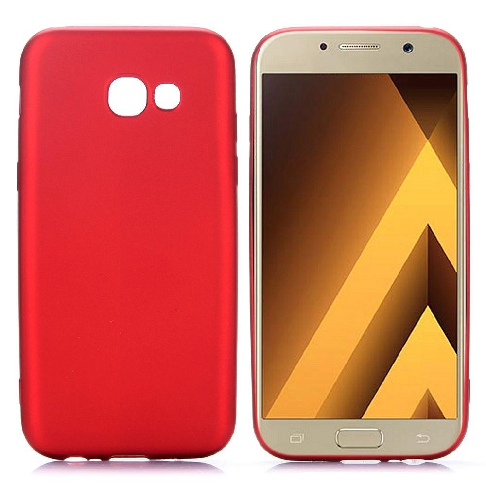 Ovitek TPU (rdeč) za Samsung Galaxy A5 2017
