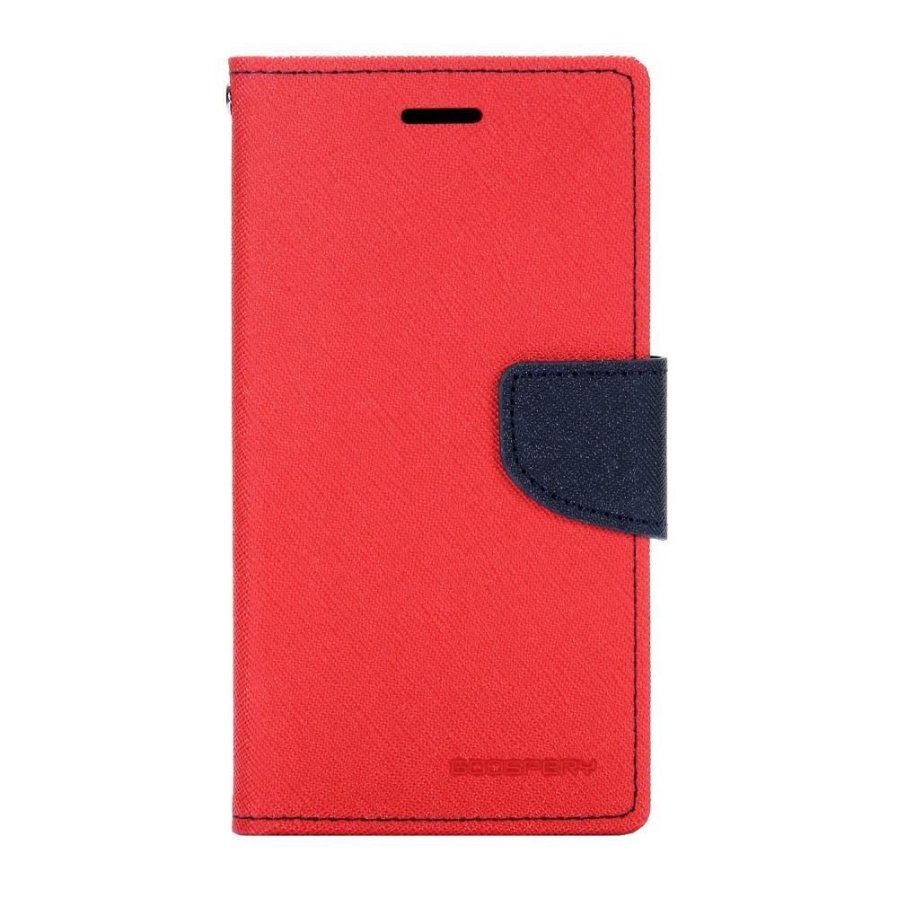 Preklopni ovitek Goospery (rdeč) za Samsung Galaxy A7 2017
