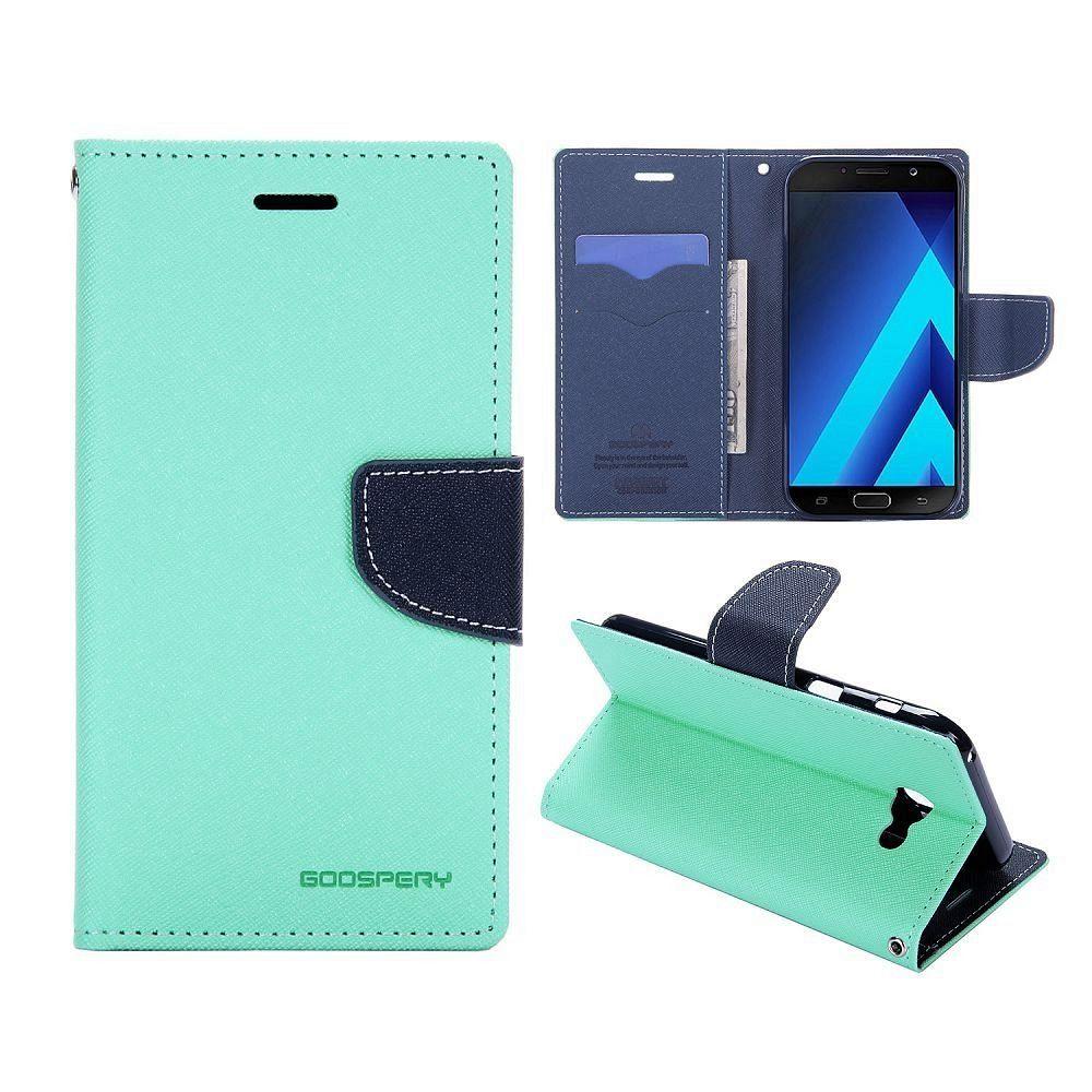 Samsung Galaxy J3 2017 Goospery (turkizen) flip tok