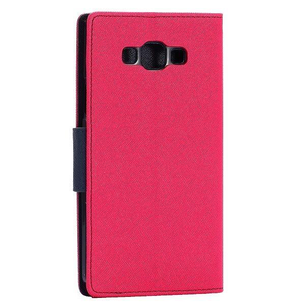 Preklopni ovitek (rdeč) za Samsung Galaxy A7