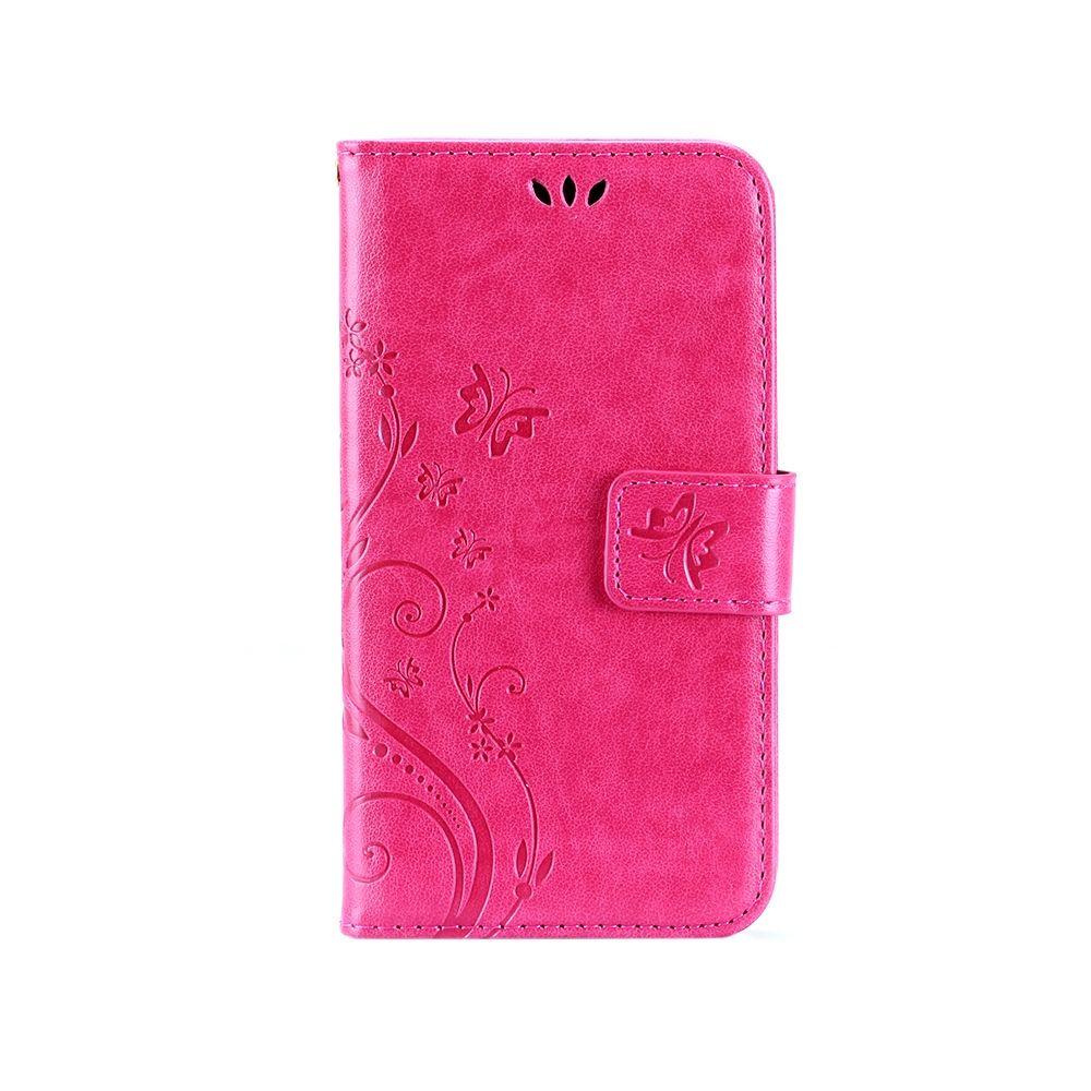 Preklopni ovitek (roza) za Samsung Galaxy Xcover 3