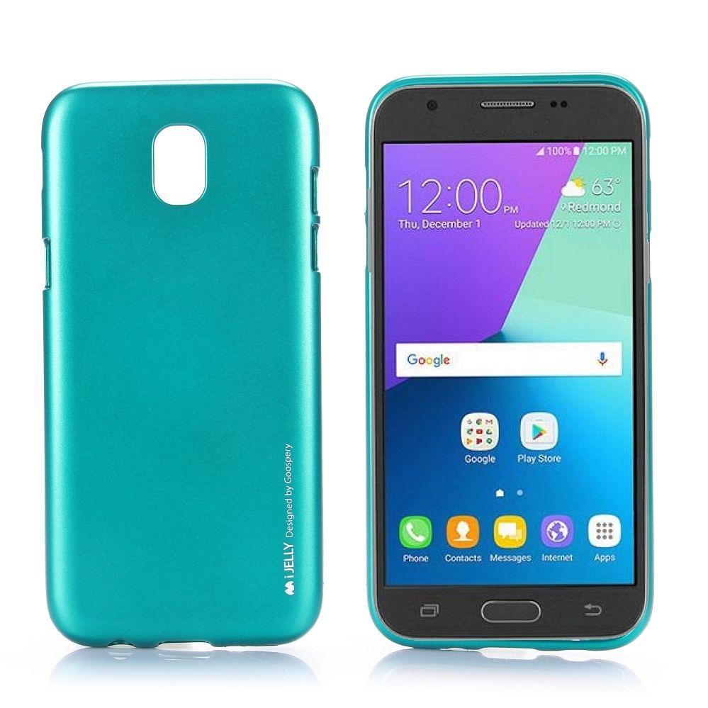 Ovitek TPU Goospery (zelen) za Samsung Galaxy J5 2017