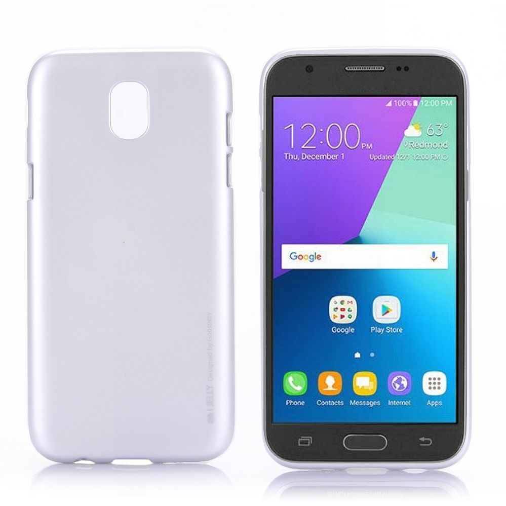 Ovitek TPU Goospery (bel) za Samsung Galaxy J5 2017