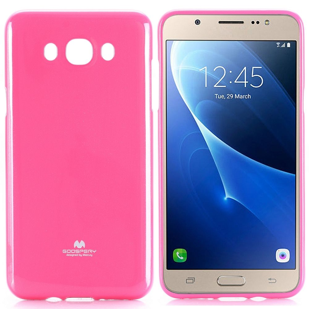 Ovitek TPU Goospery (roza) za Samsung Galaxy J7 2016