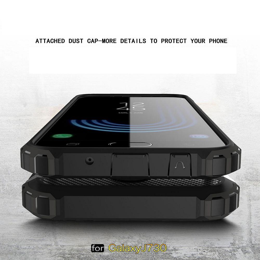 Ovitek Rugged X (Moder) za Samsung Galaxy J5 (2017)