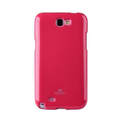 Ovitek TPU (rdeč) za Samsung Galaxy Note 2