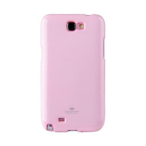 Maska TPU (roza) za Samsung Galaxy Note 2