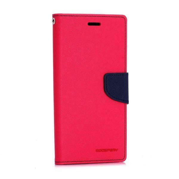 Preklopna maska Goospery (crvena) za Samsung Galaxy S6
