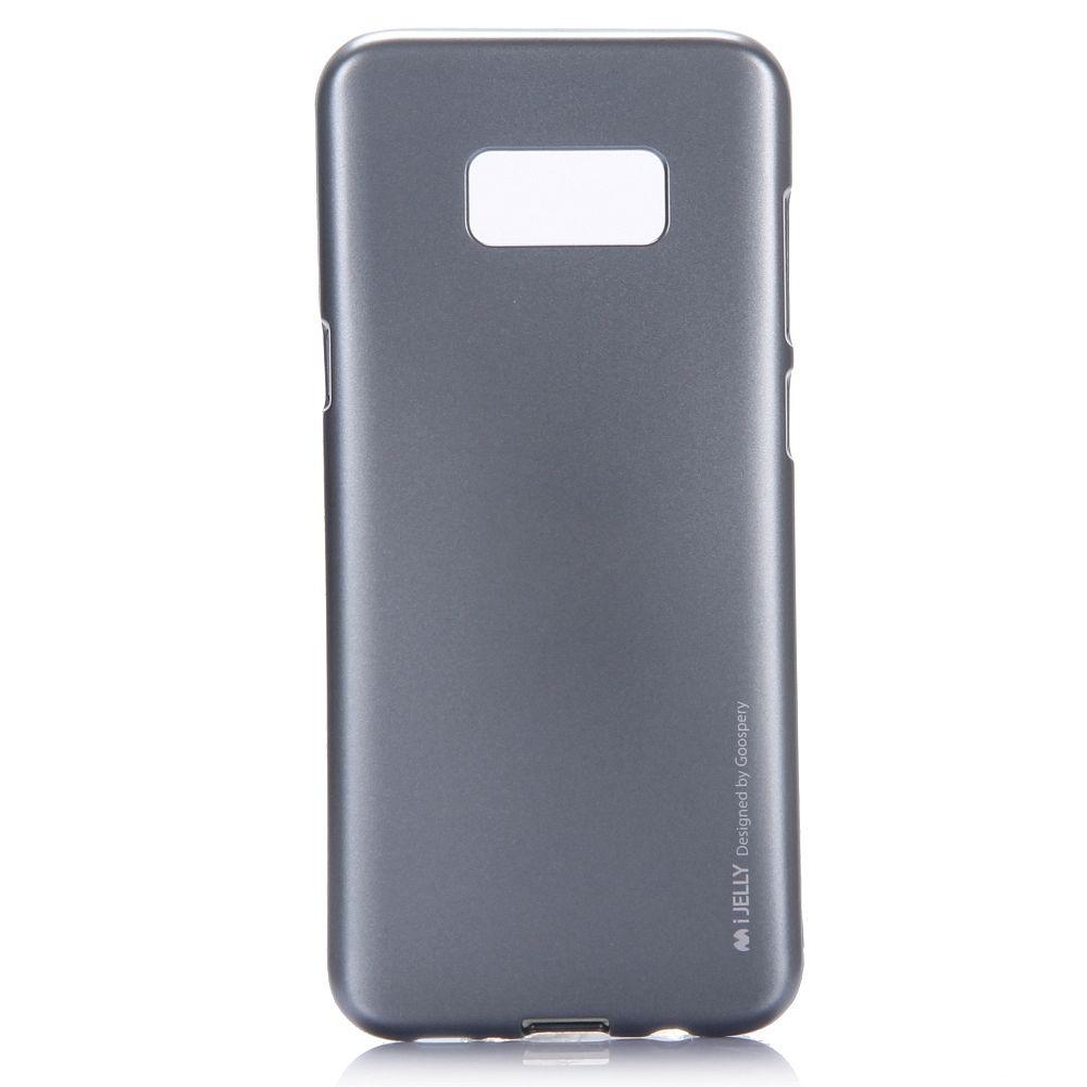 Ovitek TPU Goospery (siv) za Samsung Galaxy S8