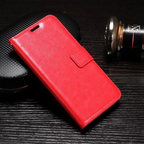 Preklopni ovitek (rdeč) za Samsung Galaxy Xcover 4