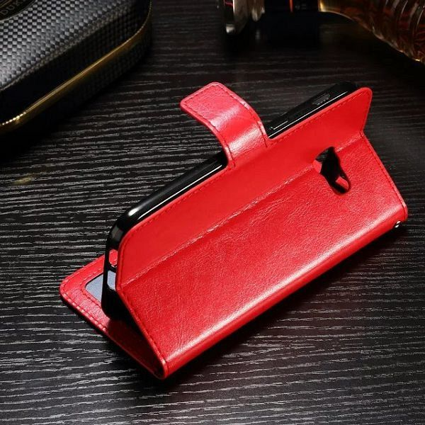 Preklopni ovitek (rdeč) za Samsung Galaxy Xcover 4/4s