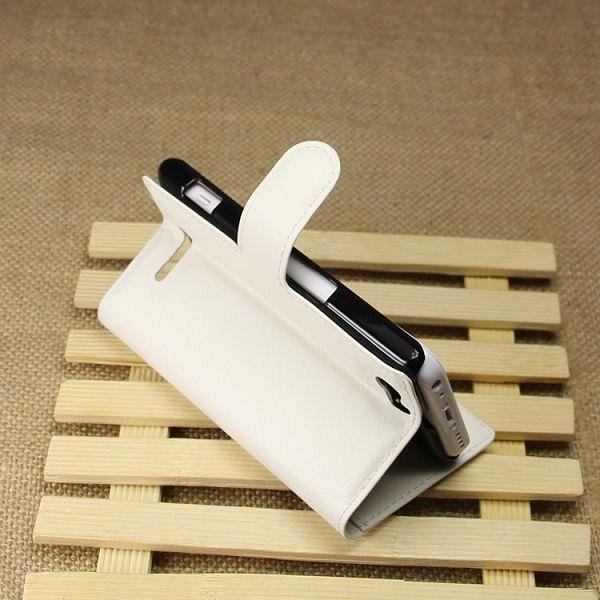 Preklopni ovitek (bel) za Sony Xperia M