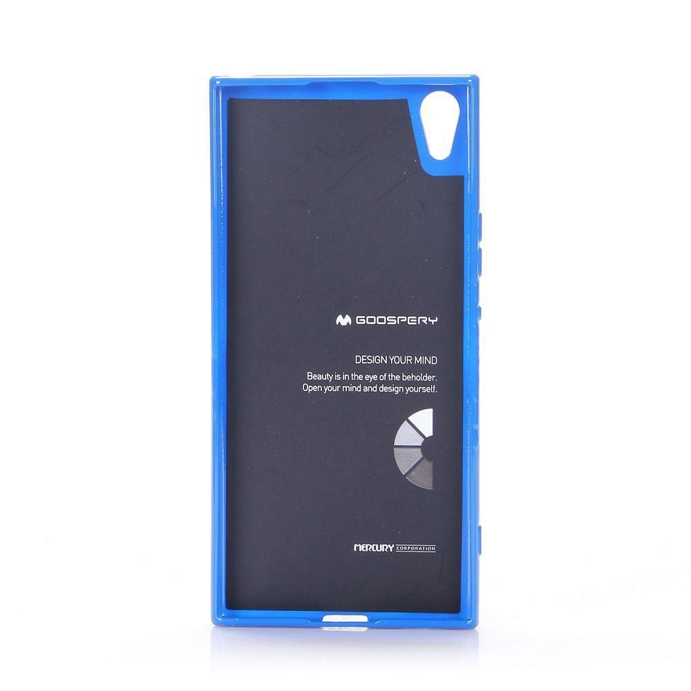 Ovitek TPU Goospery (moder) za Sony Xperia XA1 Ultra
