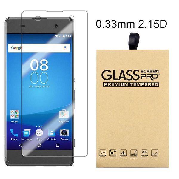 Kaljeno zaščitno steklo za Sony Xperia XA