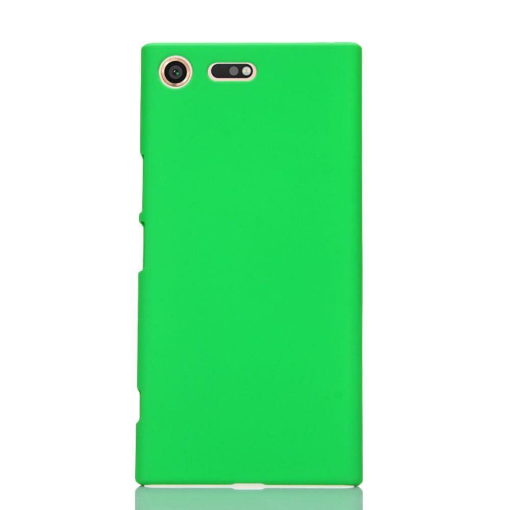 Maska PC (zelena) za Sony Xperia XZ Premium