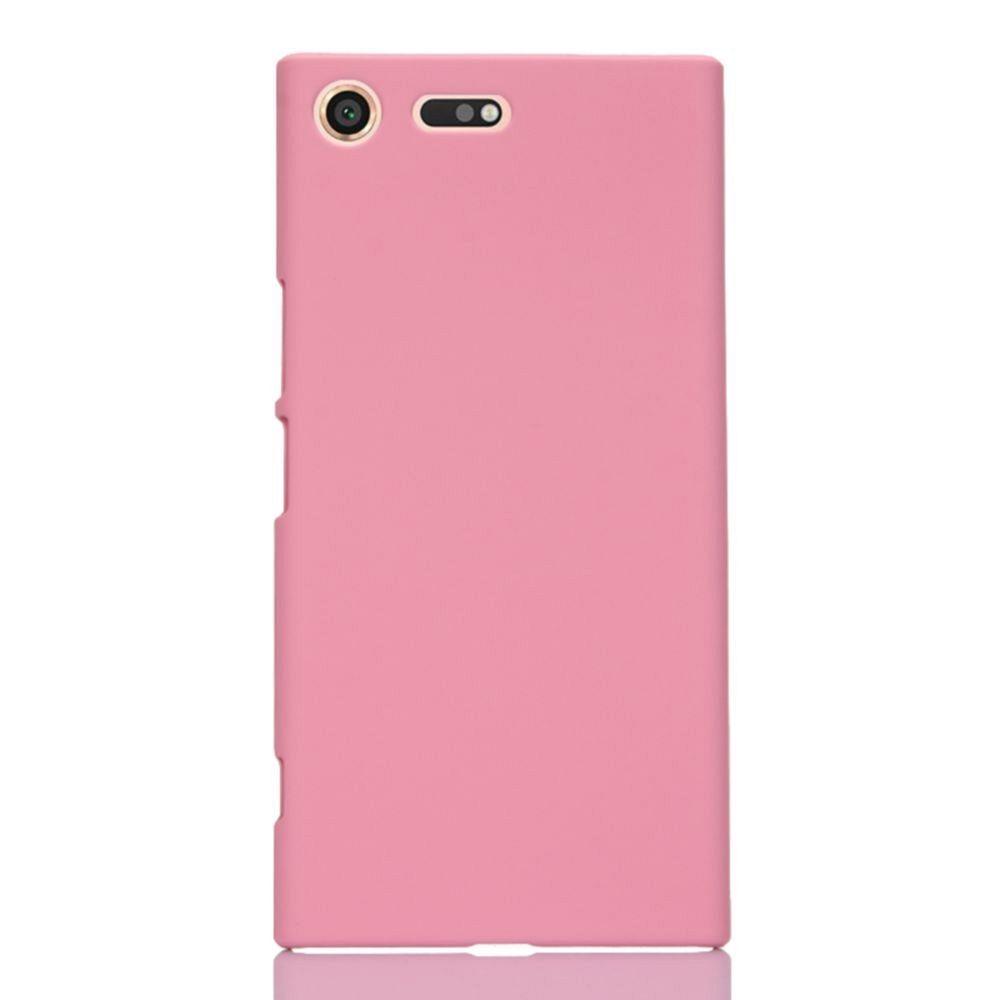 Maska PC (ružičasta) za Sony Xperia XZ Premium