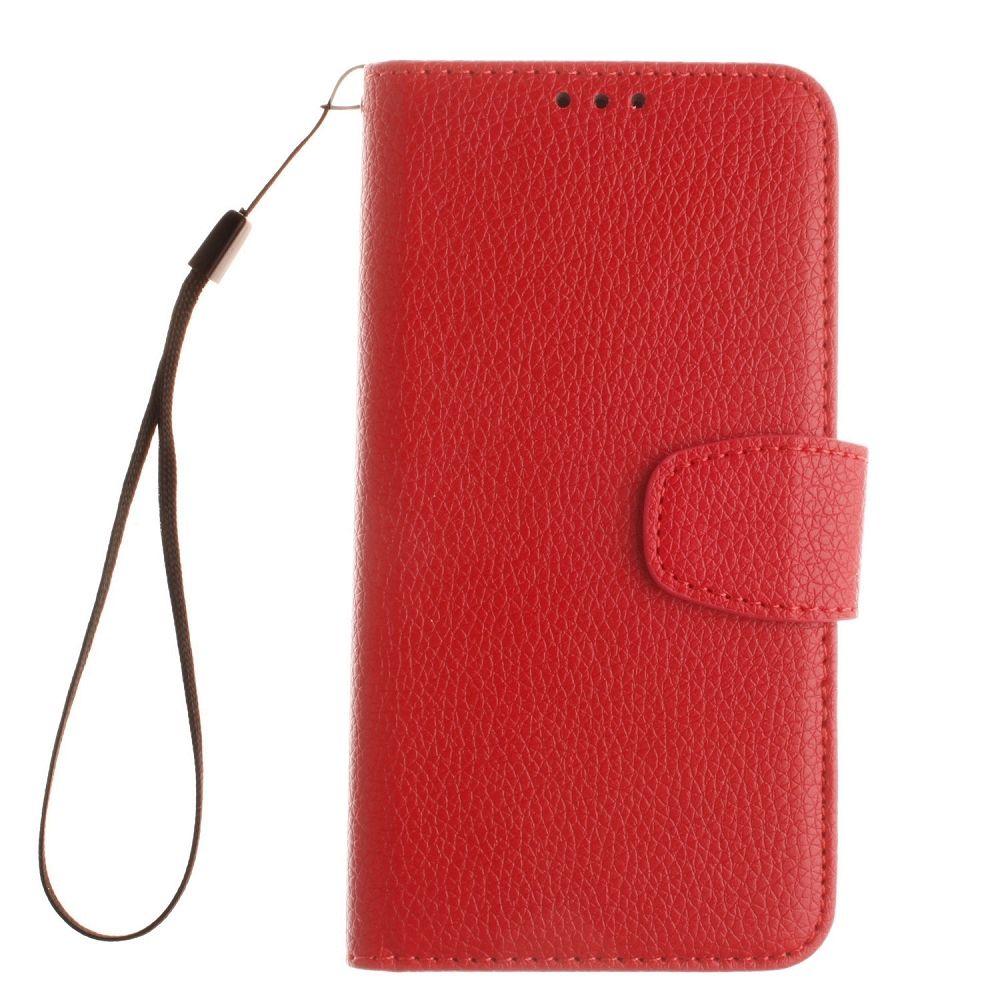 Preklopni ovitek (rdeč) za Sony Xperia X