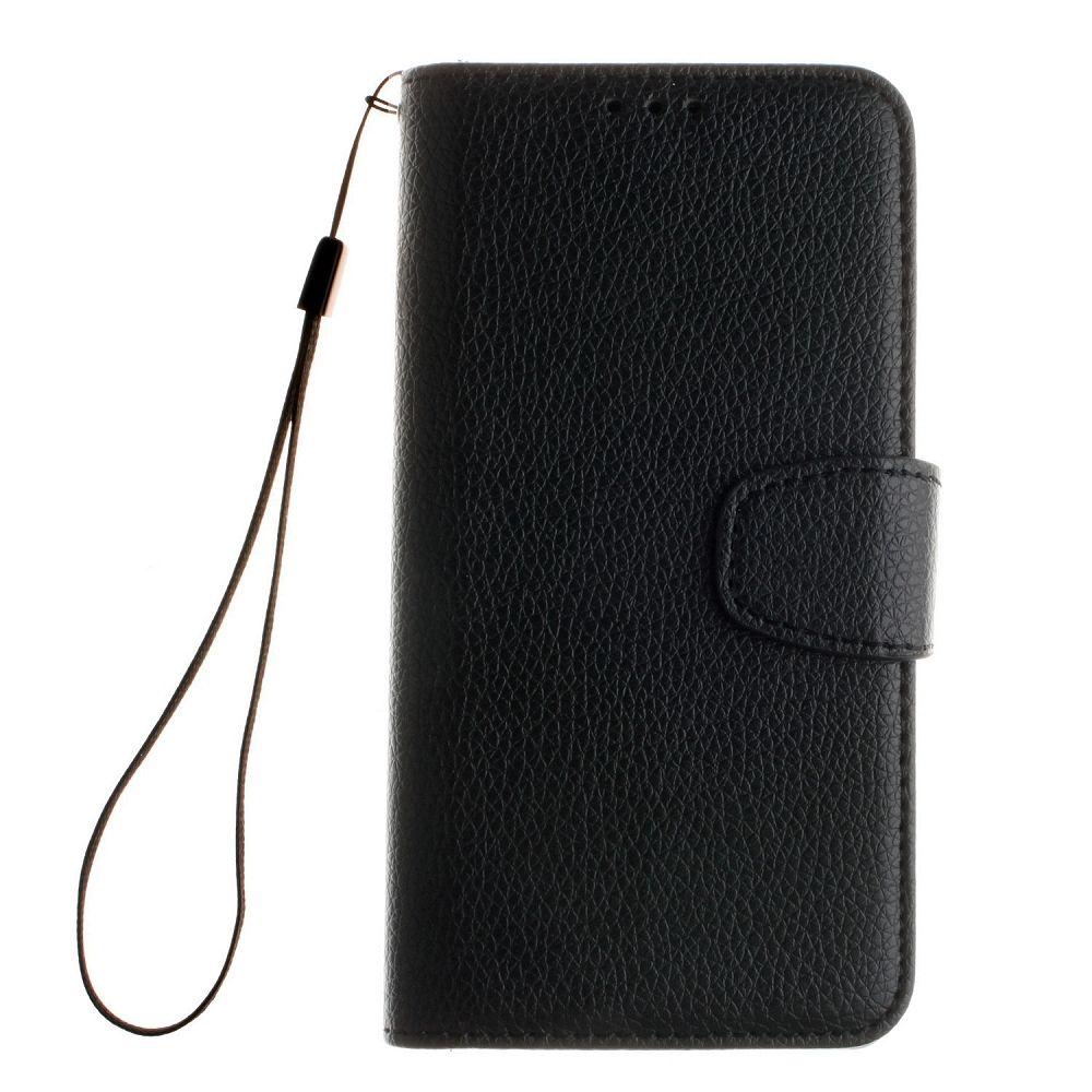 Preklopni ovitek (črn) za Sony Xperia X