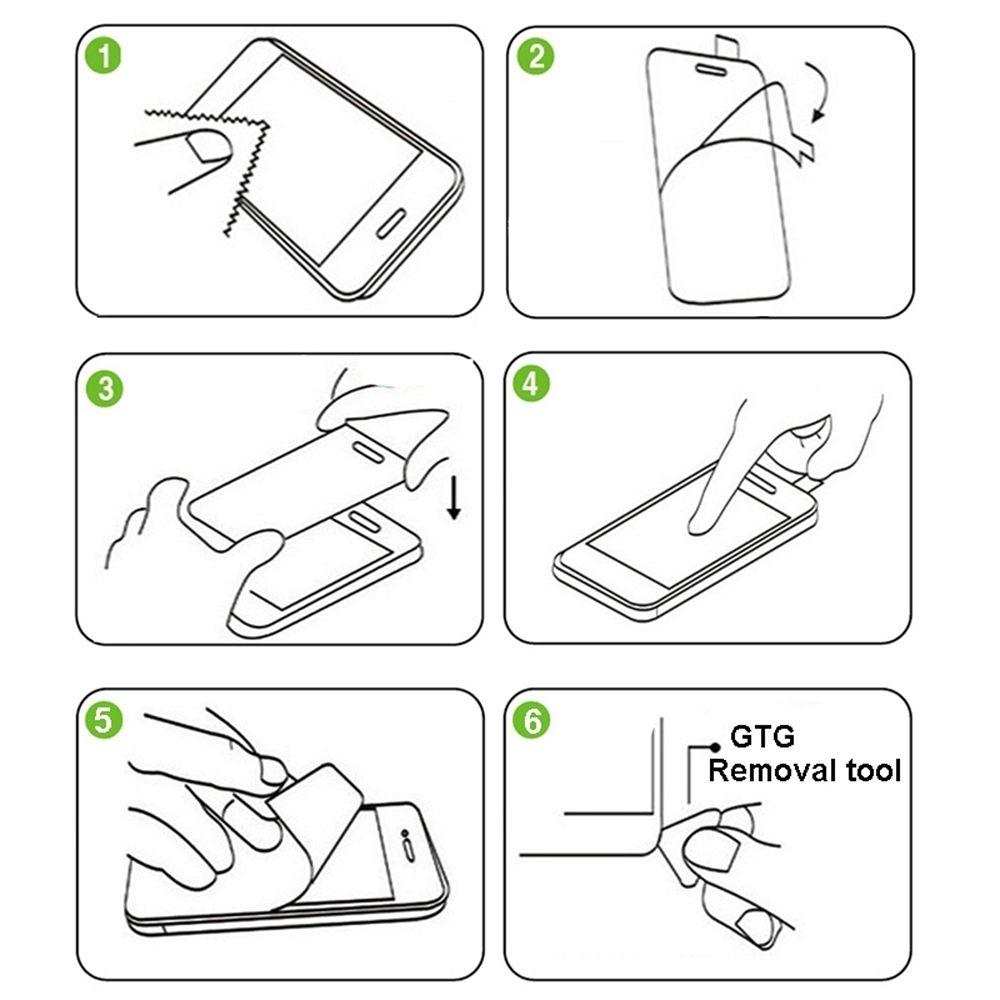 Kaljeno zaščitno steklo za Sony Xperia Z2