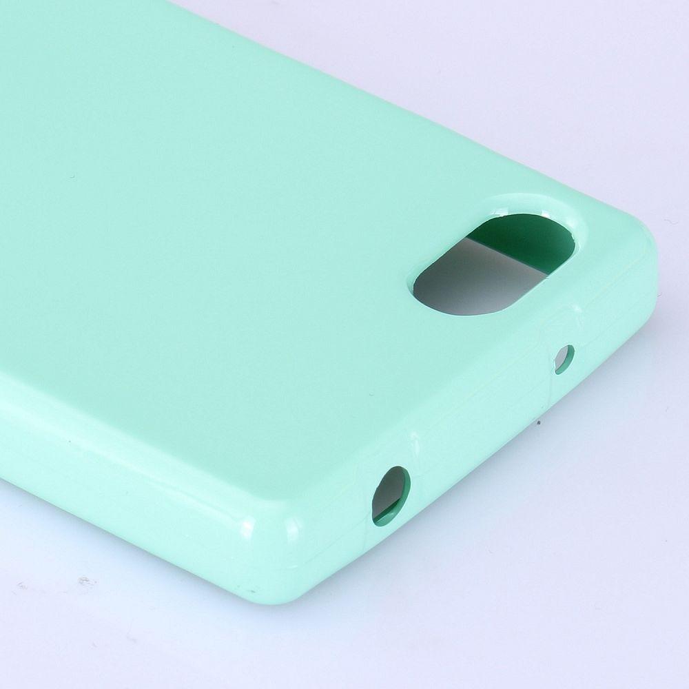 Ovitek Goospery (turkizen) za Sony Xperia Z5 Compact