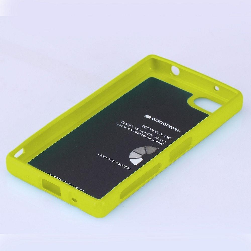 Ovitek Goospery (zelen) za Sony Xperia Z5 Compact