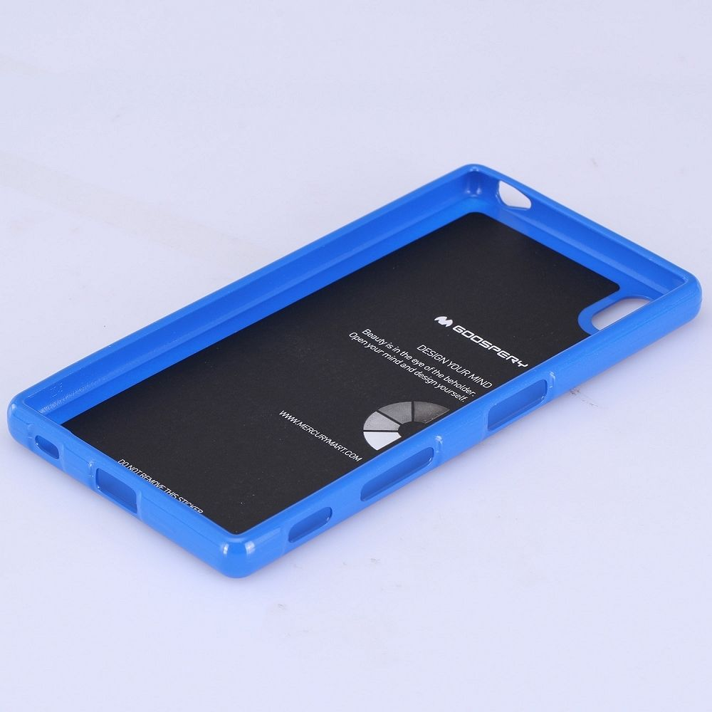 Ovitek TPU Goosperyn (moder) za Sony Xperia Z5