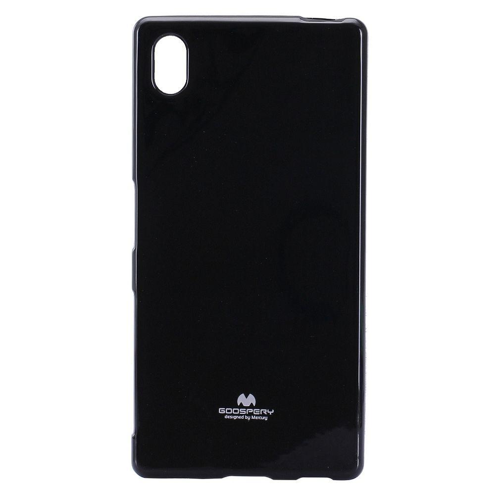 Ovitek TPU Goosperyn (črn) za Sony Xperia Z5