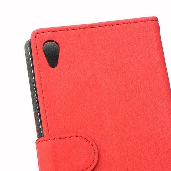 Preklopni ovitek (rdeč) za Sony Xperia Z5